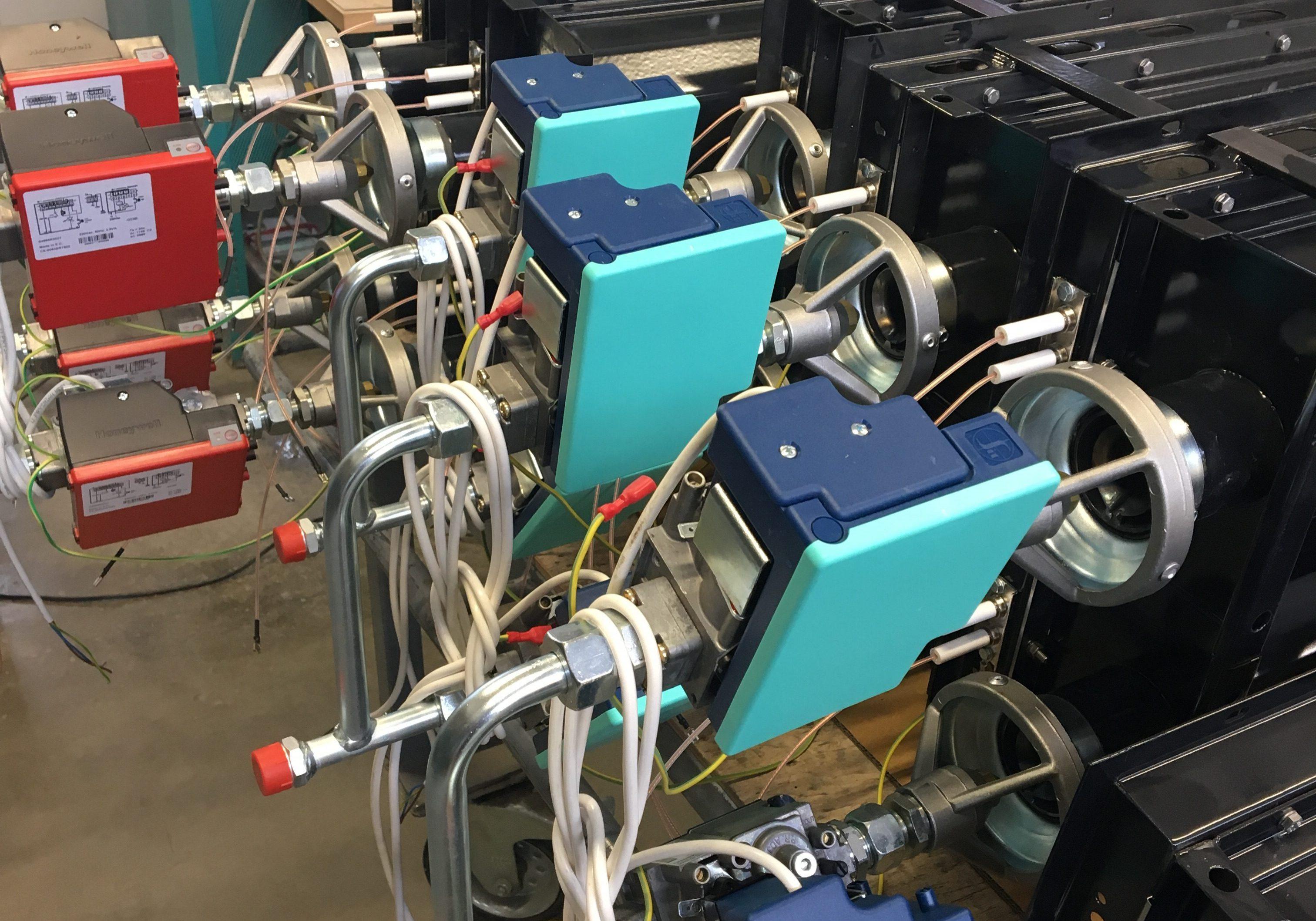 Výrobný proces používa komponenty od viacerých subdodávateľov